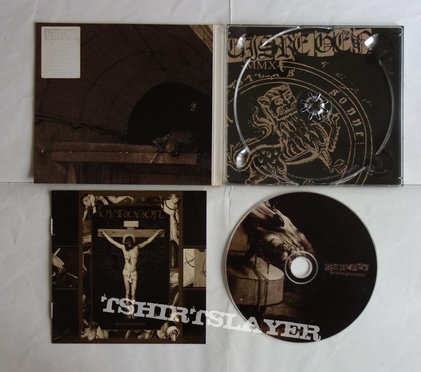 Eisregen - Schlangensonne - lim.edit.Digipack CD