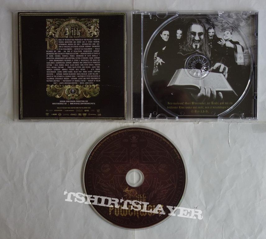 Powerwolf - Bible of the beast - CD