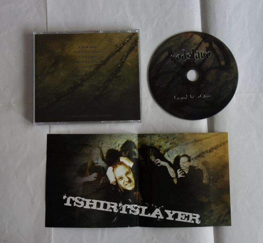 Godslave - Bound by chains - CD