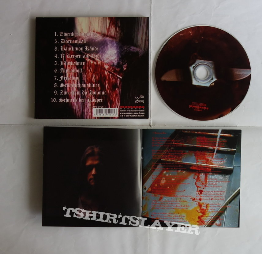Eisregen - Blutbahnen - lim.edit.Digipack CD