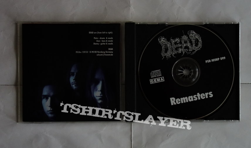 Dead - Poserslaughter Classics Remastered - CD
