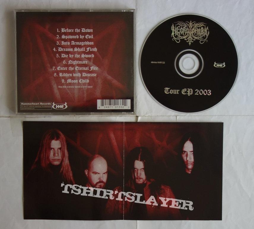 Necrophobic - Tour EP 2003 - CD
