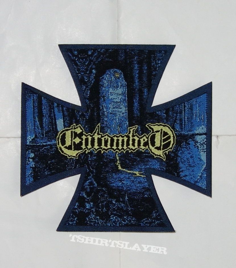 Entombed - Left hand path - Patch