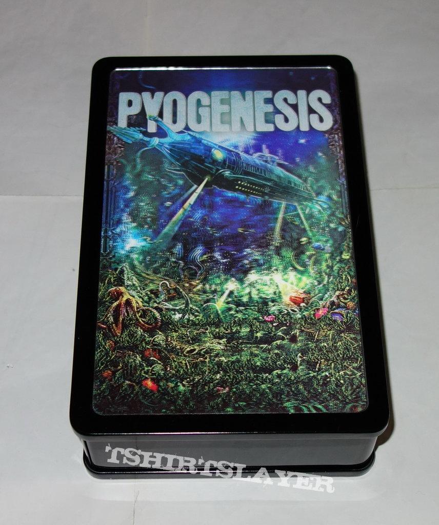 Pyogenesis - A silent soul screams loud - lim.edit.Box Set