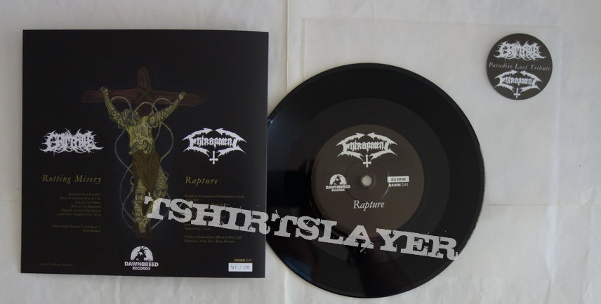 Grim Fate / Entrapment - Paradise Lost tribute - Single