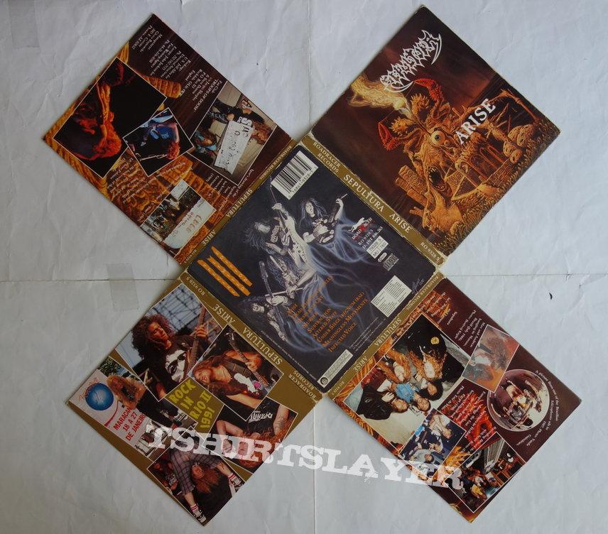 Sepultura - Arise - lim.edit.Digipack CD