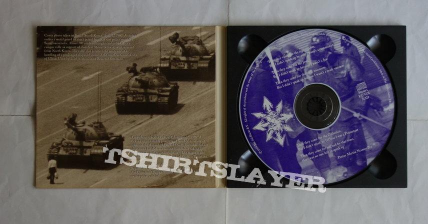 Sepultura - Refuse/Resist - Single CD