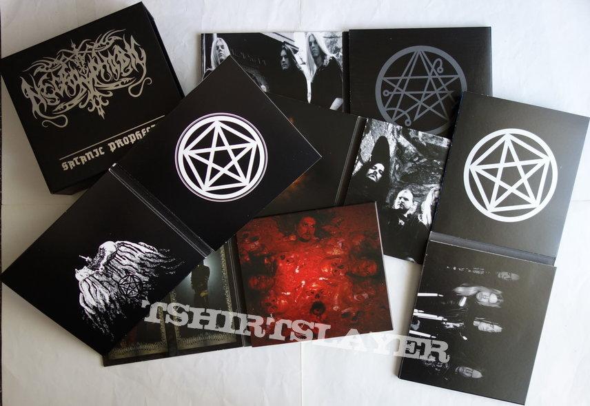 Necrophobic - Satanic prophecies - BoxSet