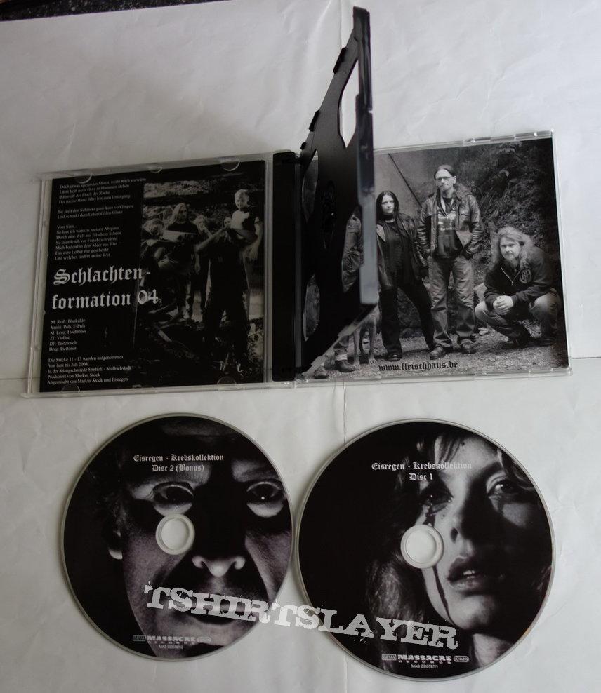 Eisregen - Krebskollektion - CD