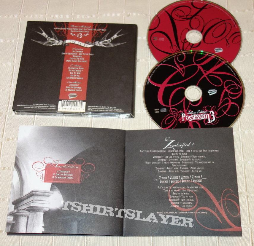 The Crown - Possessed 13 - lim.edit.Digipack CD