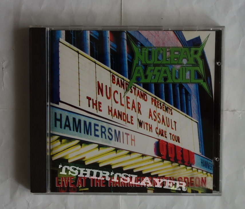 Nuclear Assault - Live at the Hammersmith Odeon - 1992