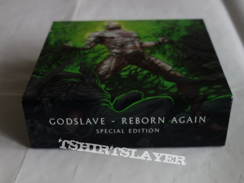 Godslave - Reborn again - Box Set