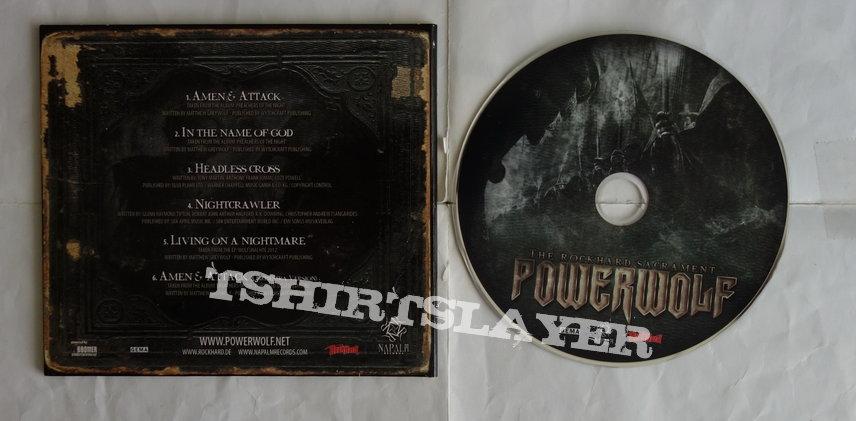 Powerwolf - The Rock Hard sacrament - CD
