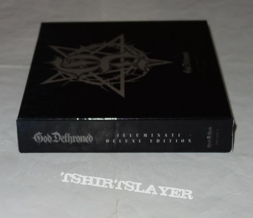 God Dethroned - Illuminati - lim.edit.Box Set
