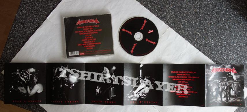 Airbourne - Runnin' wild - CD