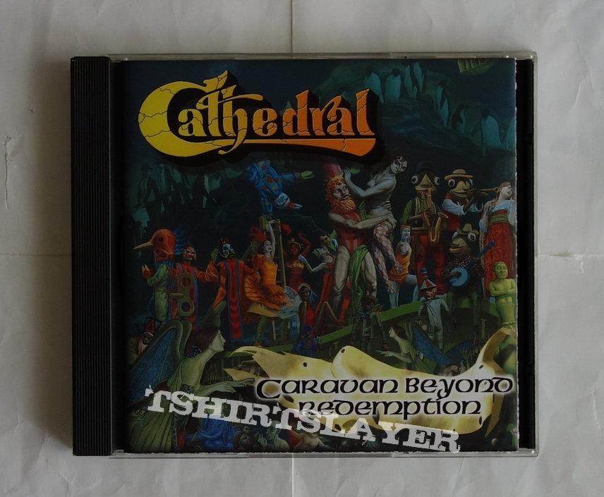 Cathedral - Caravan beyond redemption - CD
