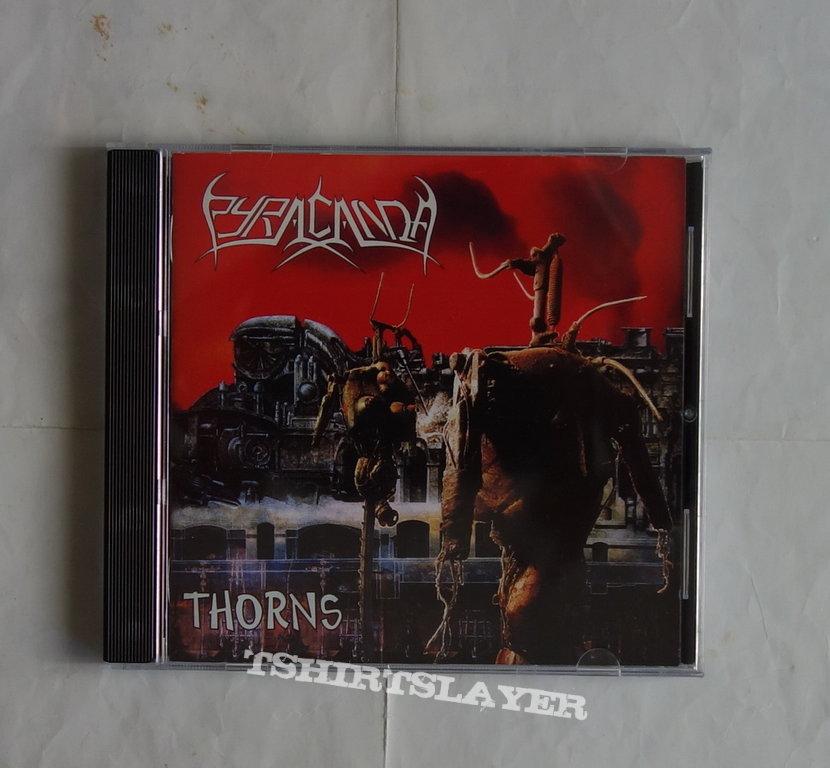 Pyracanda - Thorns - CD