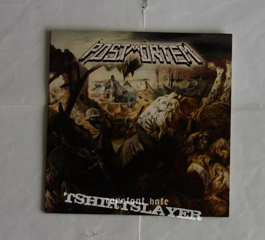 Postmortem - Constant hate - CD
