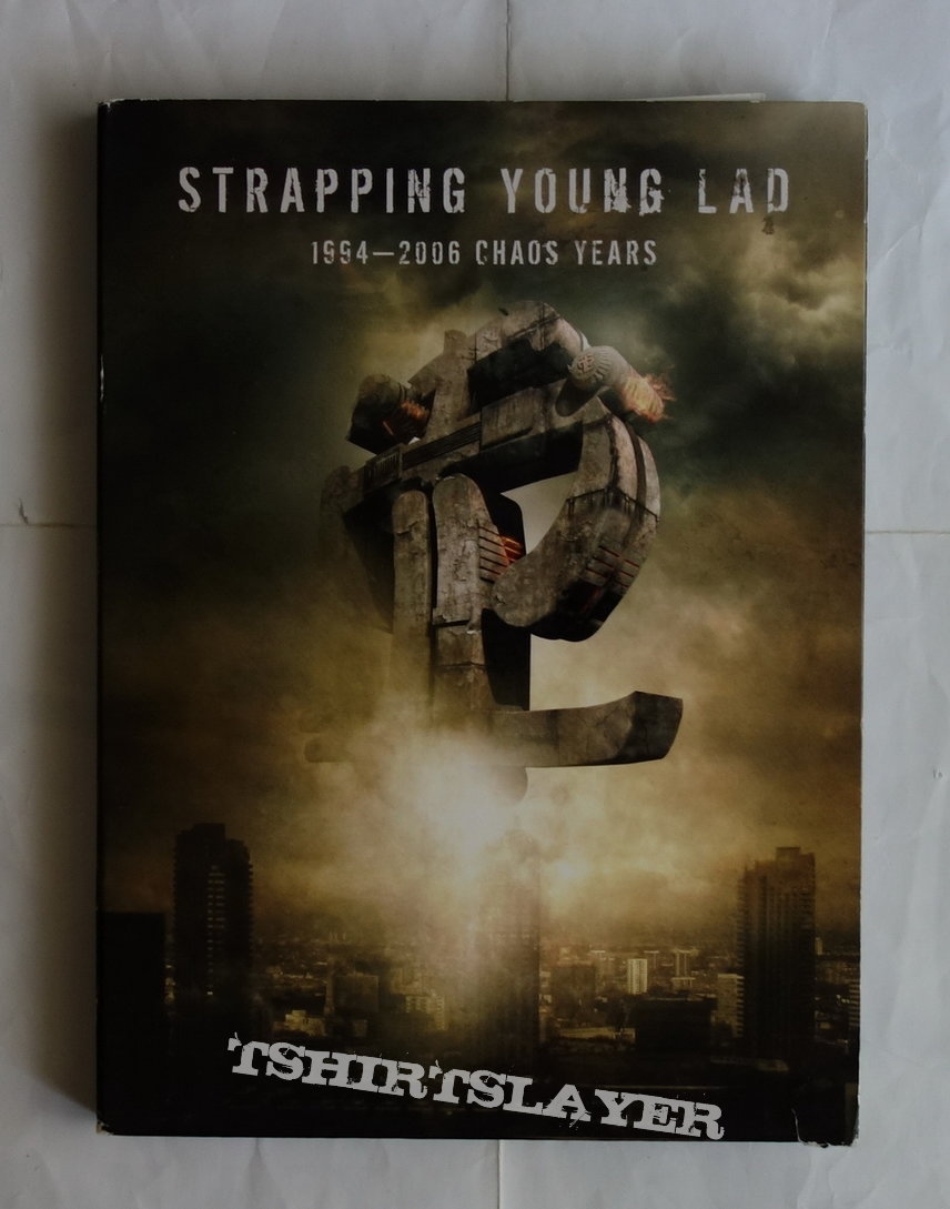 Strapping Young Lad - 1994-2006 Chaos years - Box