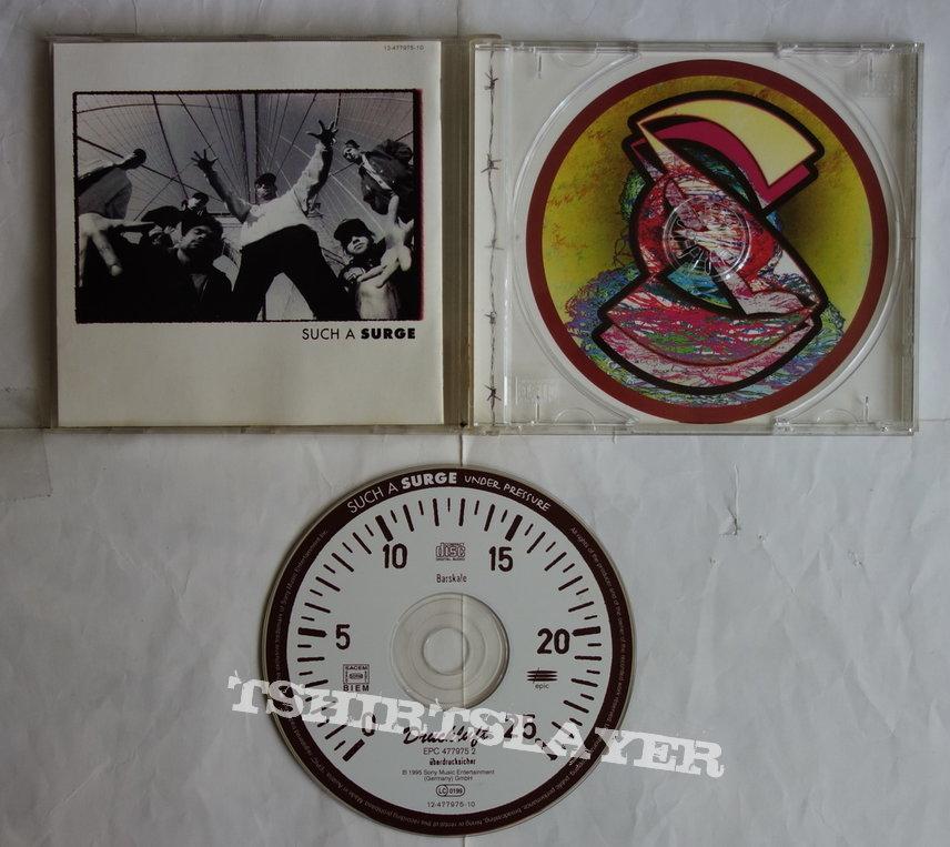 Such A Surge - Under pressure - CD
