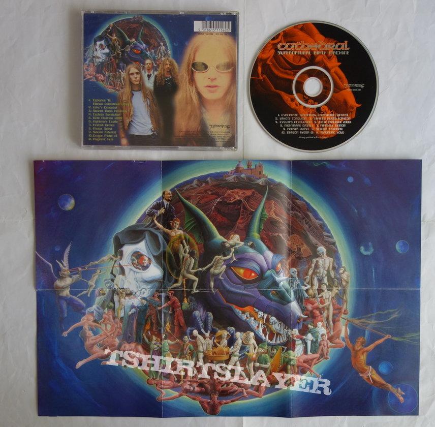 Cathedral - Supernatural birth machine - CD