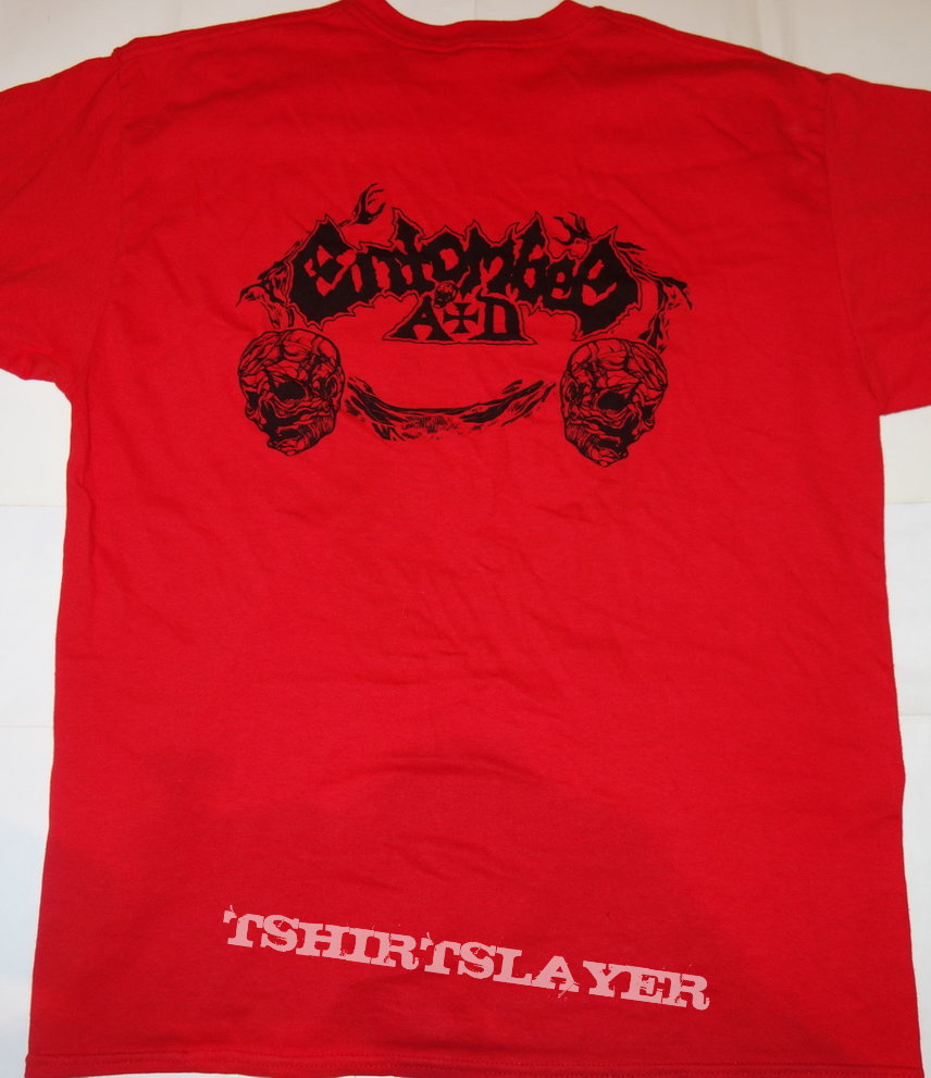 Entombed A.D. - World Wide Death - TS