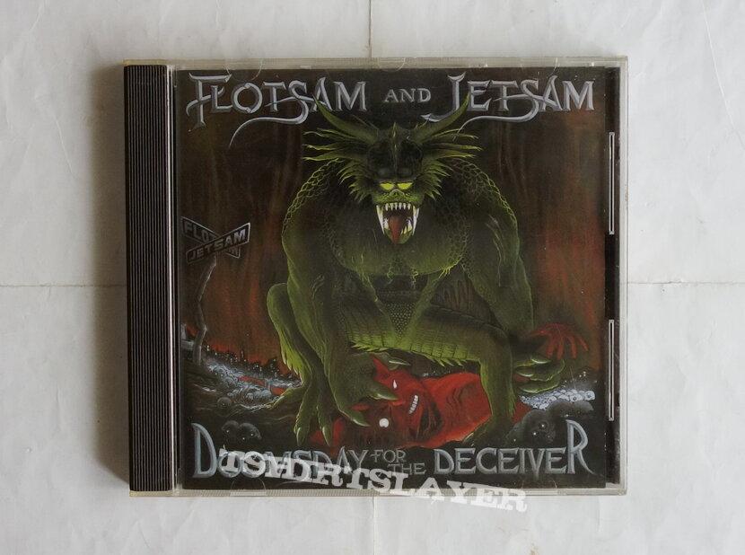 Flotsam and Jetsam - Doomsday for the deceiver - CD