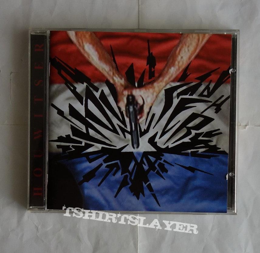 Houwitser - Dead but not buried - CD
