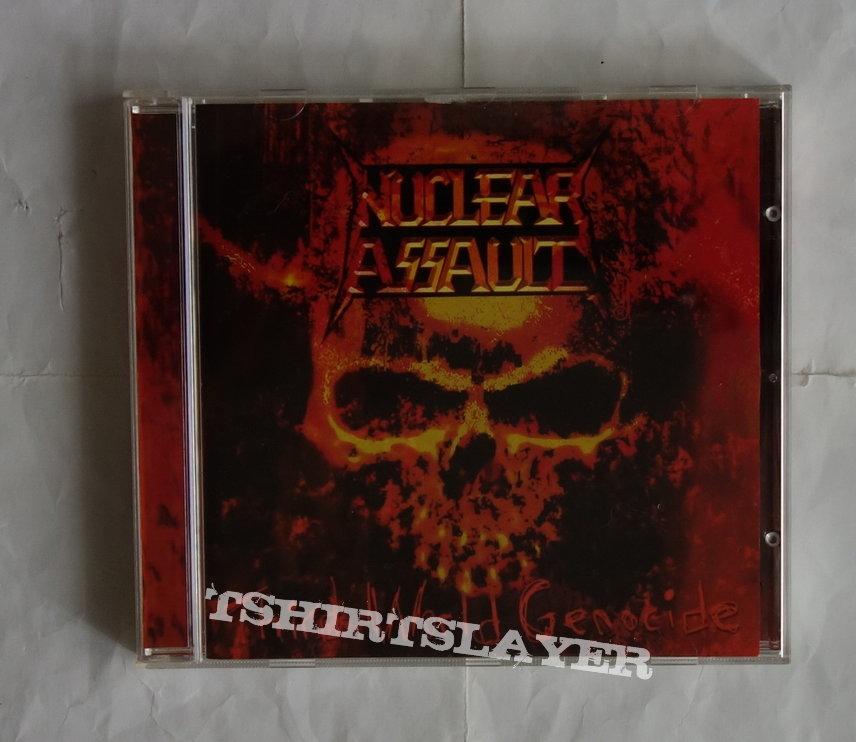 Nuclear Assault - Third world genocide - CD