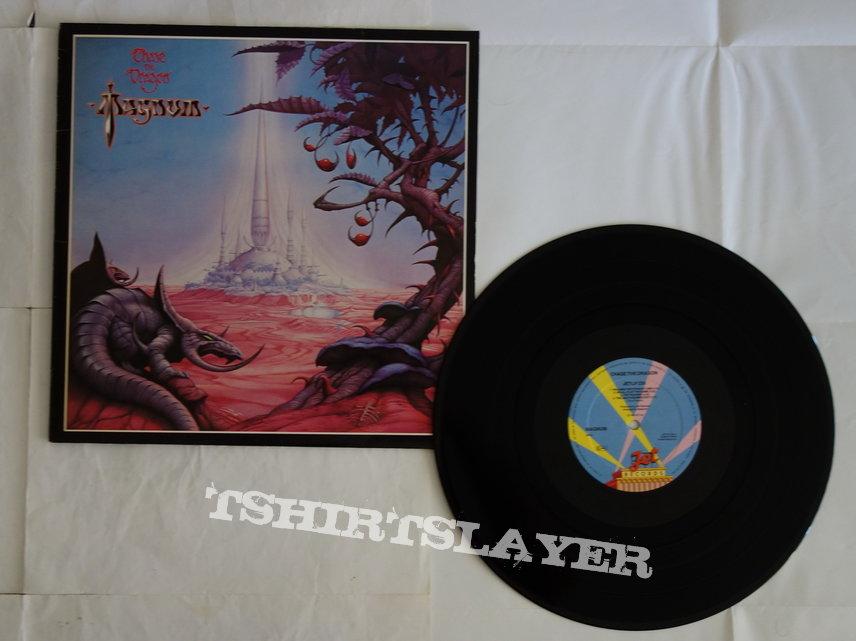 Magnum - Chasing the dragon - LP