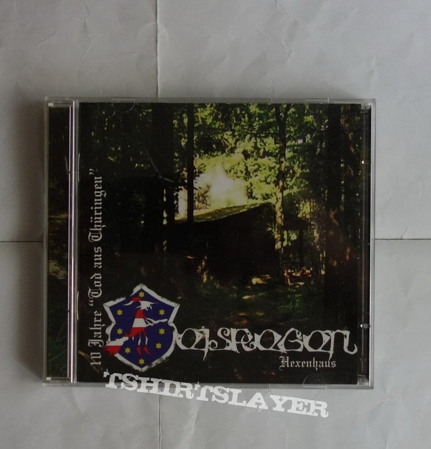 Eisregen - Hexenhaus - CD