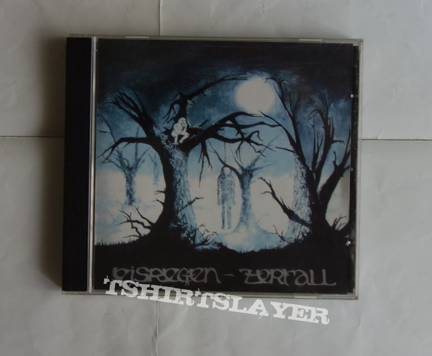 Eisregen - Zerfall - orig.Firstpress CD