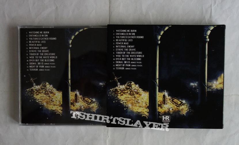 Hexx - Entangles in sin - CD
