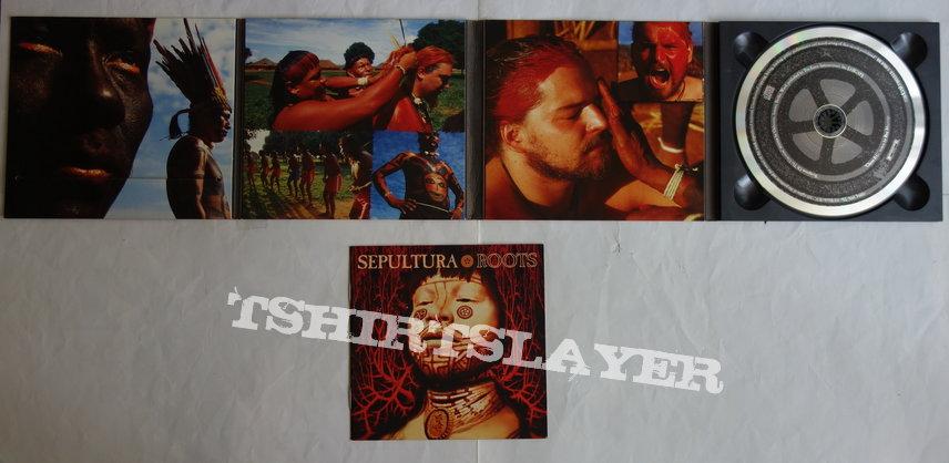Sepultura - Roots - lim.edit.Digipack CD