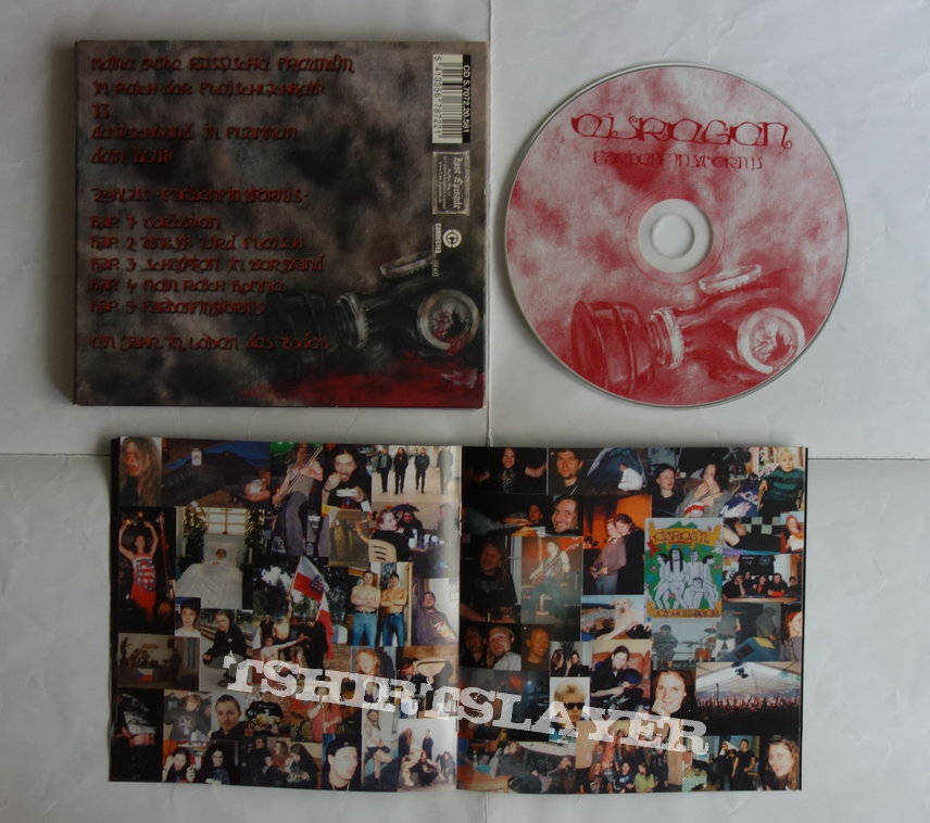 Eisregen - Farbenfinsternis - lim.edit.Digipack CD