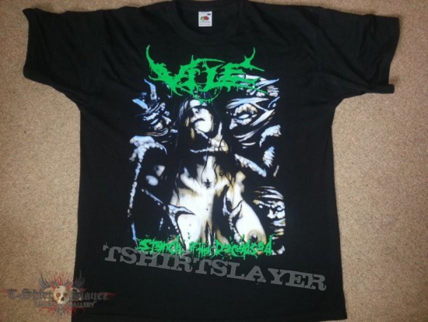 TShirt or Longsleeve - Vile - stench of the deceased album shirt