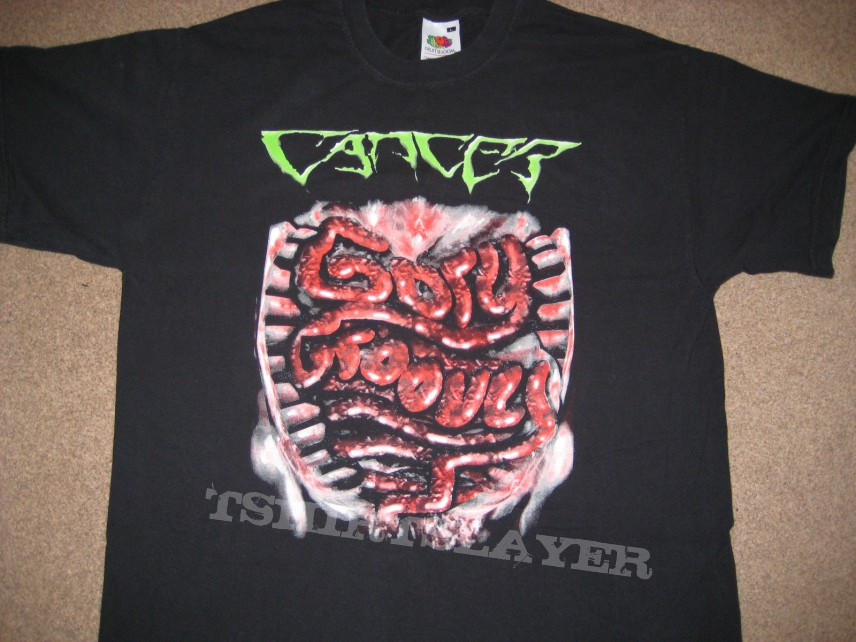 TShirt or Longsleeve - Cancer - gory grooves