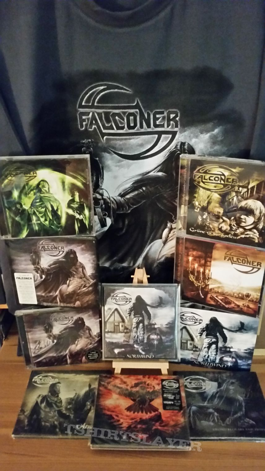 Falconer collection