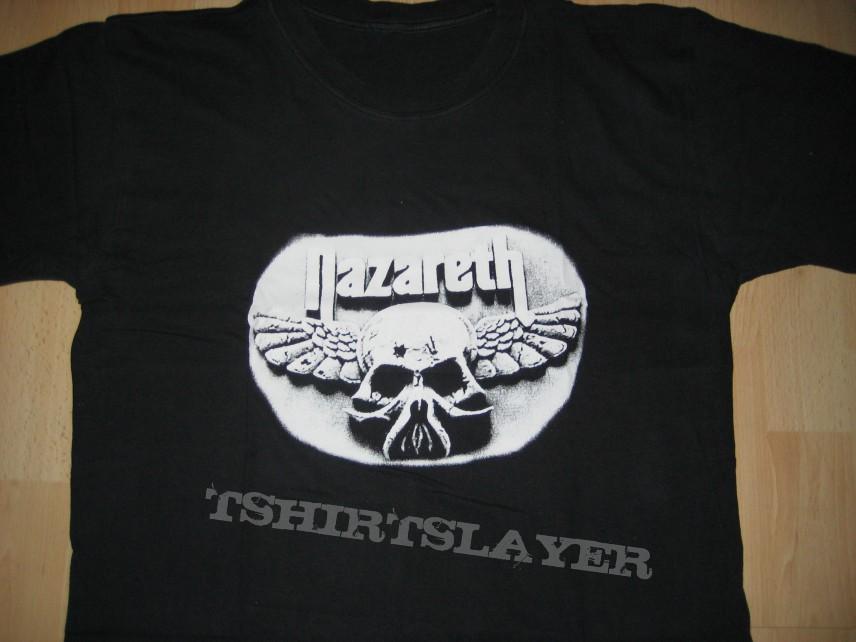 TShirt or Longsleeve - Nazareth - anthology shirt