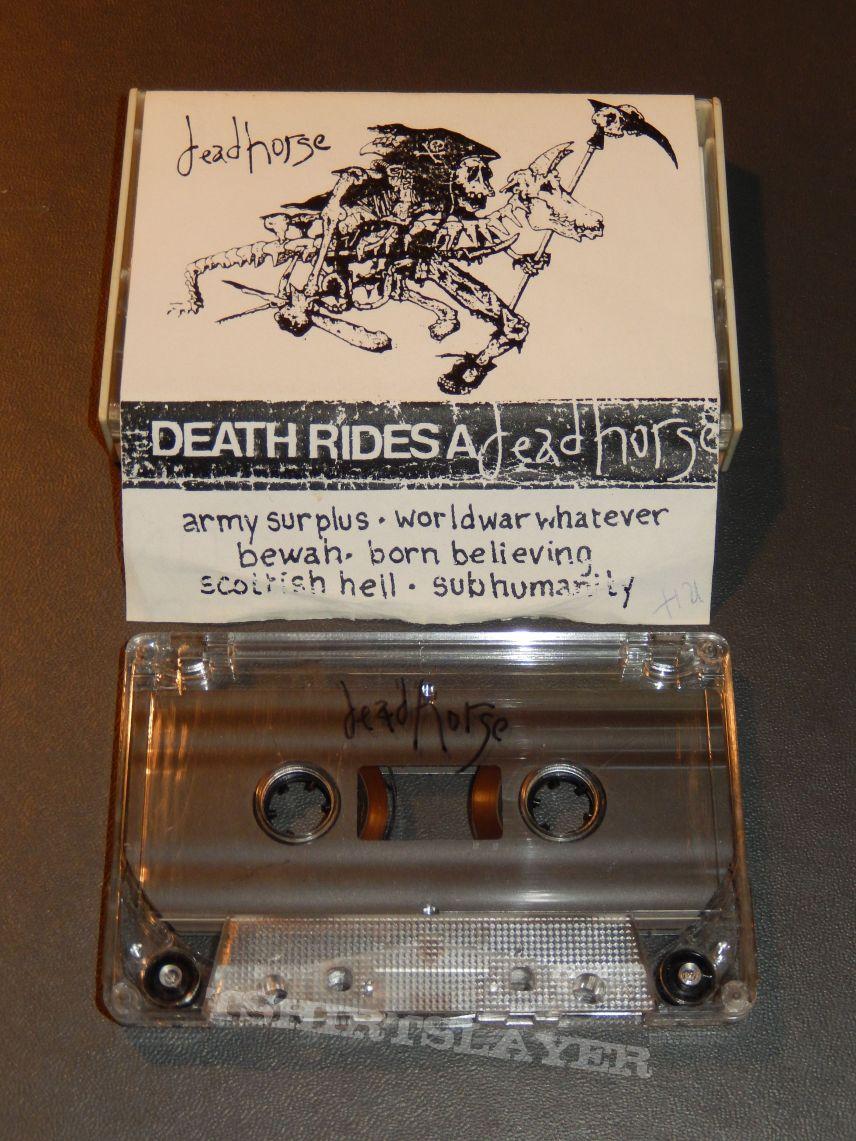 "Dead Horse ""Death Rides A Dead Horse"" demo"