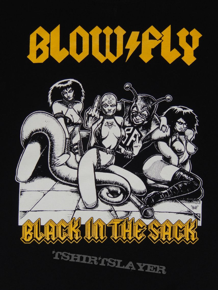 "Blowfly ""Black In The Sack"""