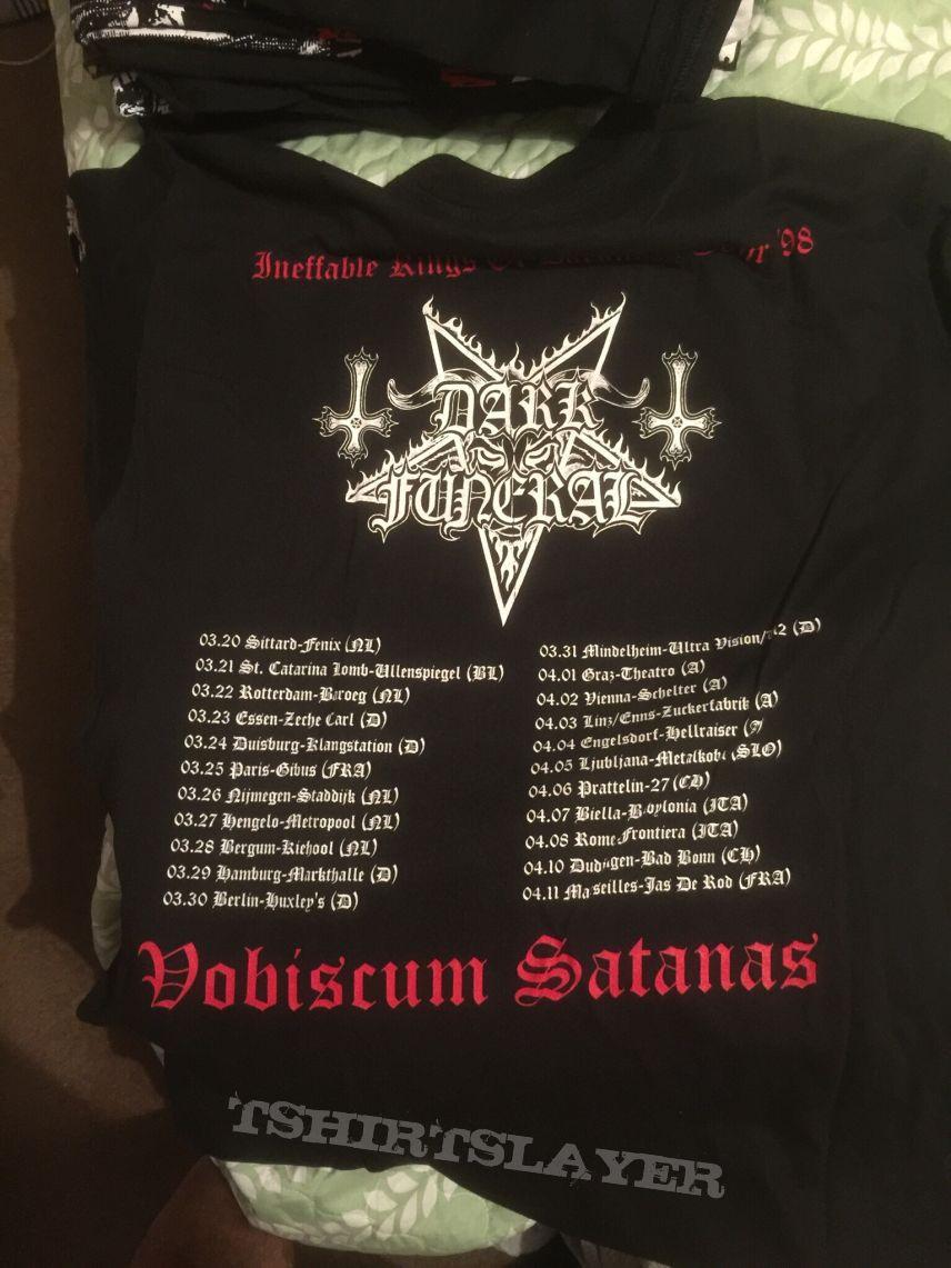 Dark Funeral Vobiscum satanas longsleeve