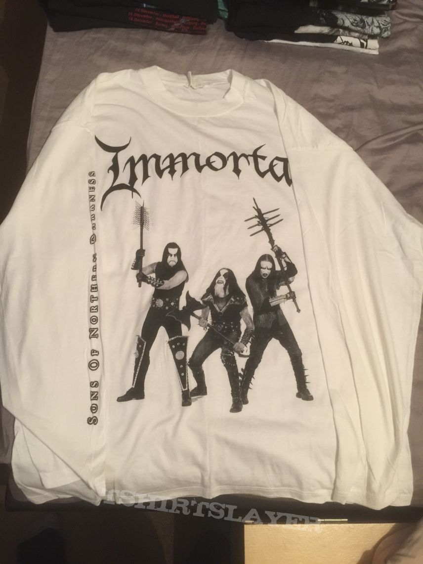 Immortal sons if northern longsleeve