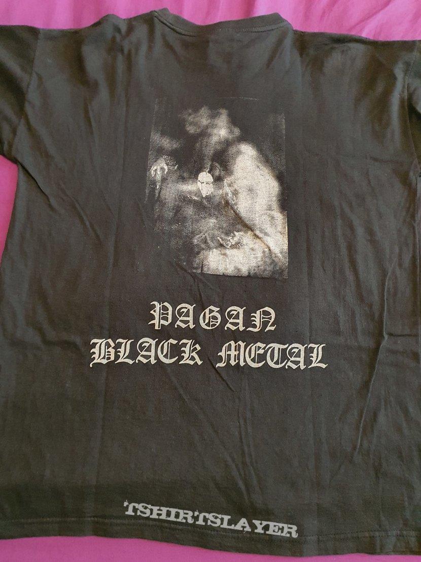 "Behemoth "" Pagan Black Metal "" 1994 shirt"