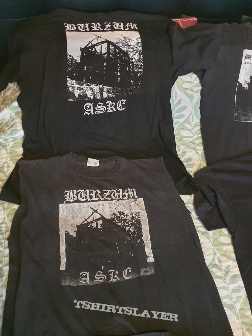 "Burzum ""Aske"" personal collection"