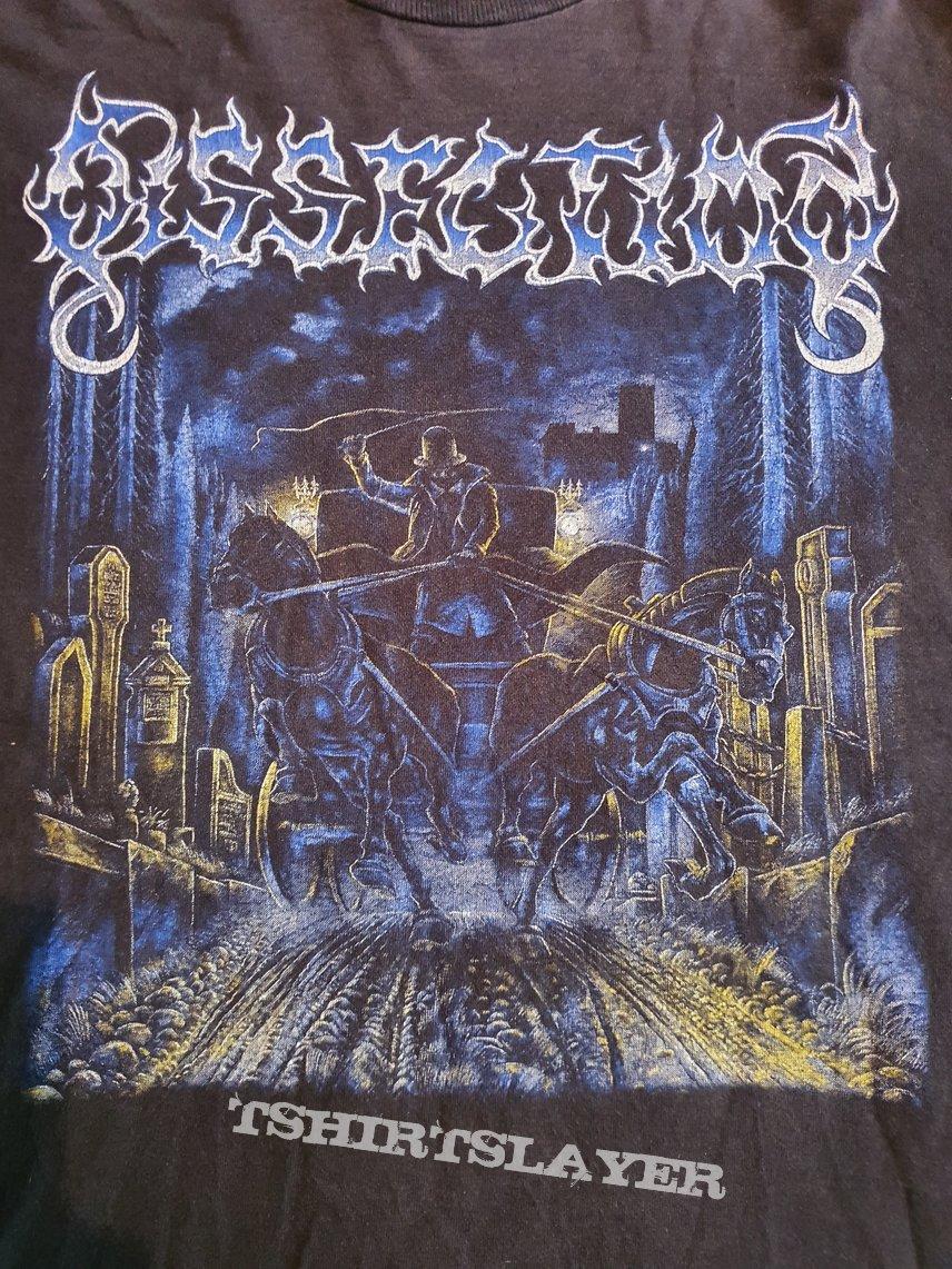 """Dissection """"The Somberlain"""" 1995 longsleeve"""