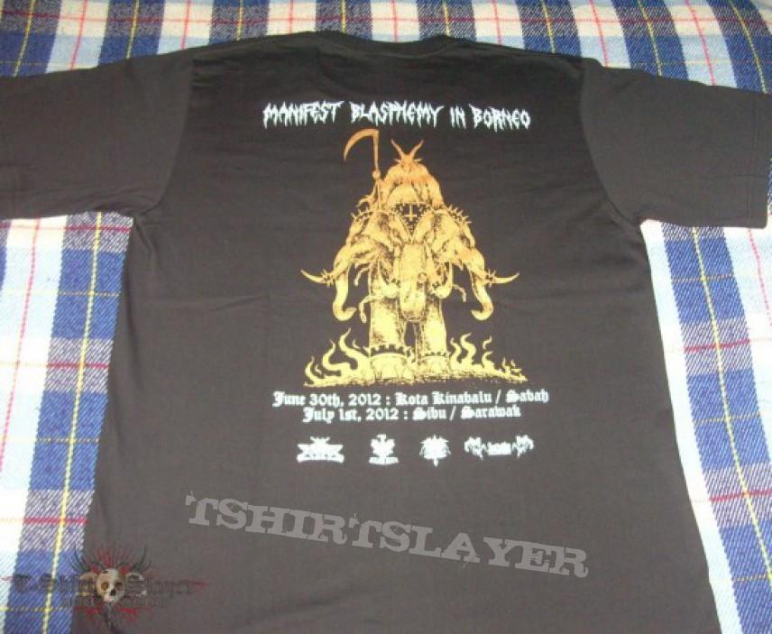 TShirt or Longsleeve - Surrender Of Divinity -  Borneo Tour 2012 (ICP VERSION)
