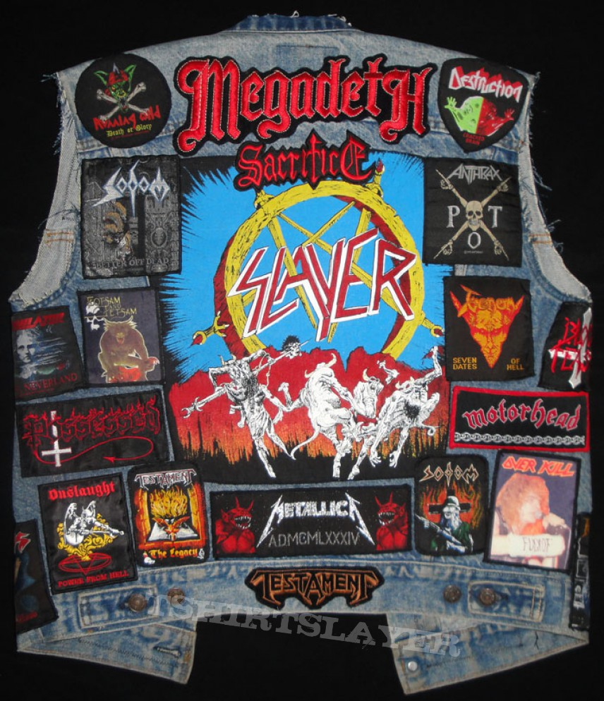 Other Collectable - R.I.P. Jeff (Slayer)