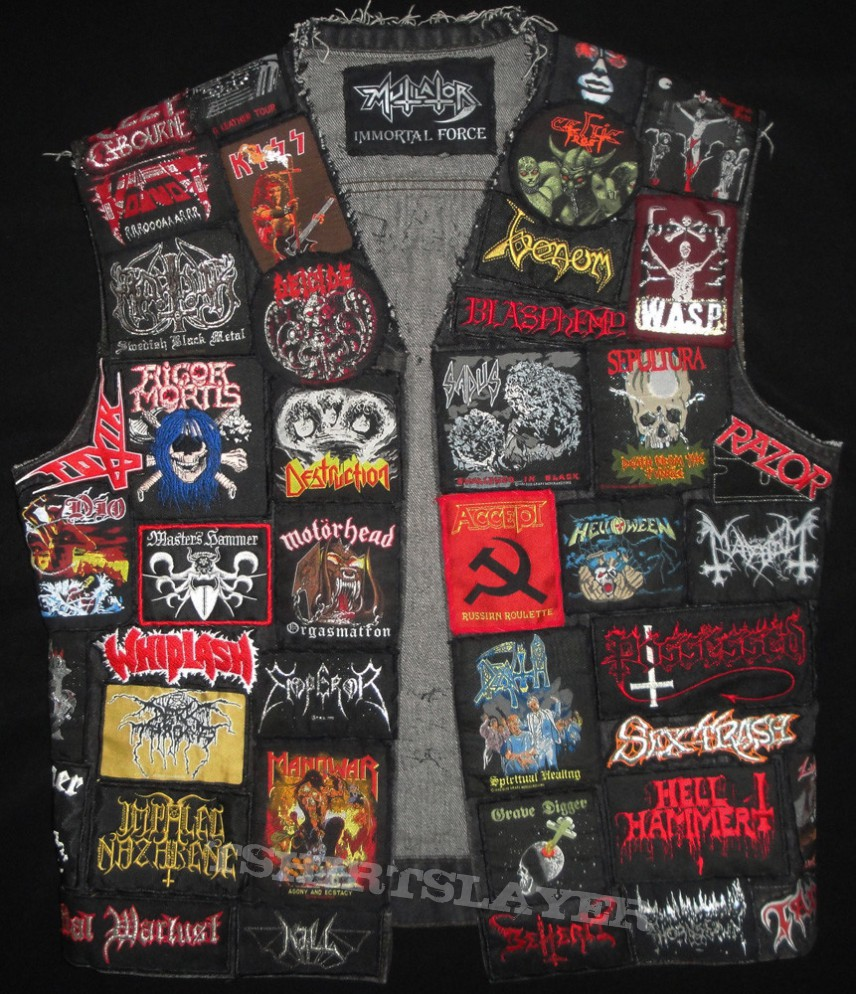 Battle Jacket - Full Metal Jacket (UPDATE)