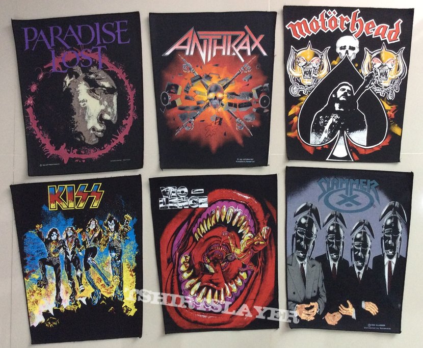 Backpatch
